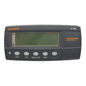 Scalehouse A100 342 våginstrument med display